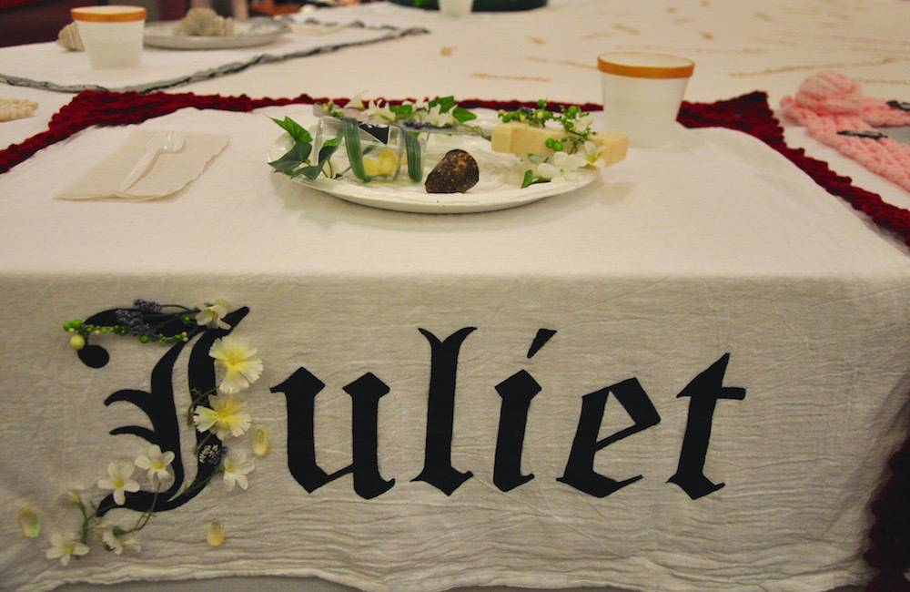 eulogy for juliet capulet Read eulogy from the story a eulogy for romeo by for those people who loved the book or even the movie romeo and juliet, i had to write a eulogy for #capulet.