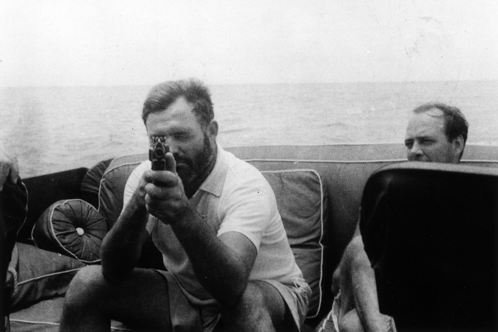 ernest hemingway article Ernest hemingway is regarded as one of the world's greatest writers after doing some nerdy reading level analysis, i now respect him even more.