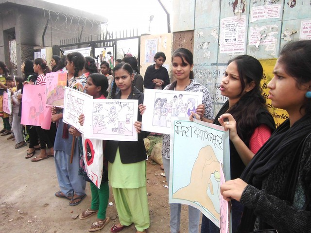 The Online Map Where Indian Women Call Out Groping, Rape, and Abuse