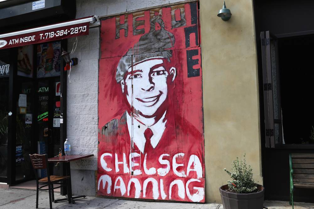 whistleblower chelsea manning explained (afp) transgender whistleblower chelsea manning, jailed for leaking classified information, is seeking election in the us state of maryland, a document seen on saturday says.
