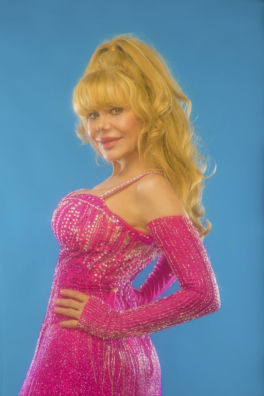Charo is a family woman first, and an international sex symbol second.