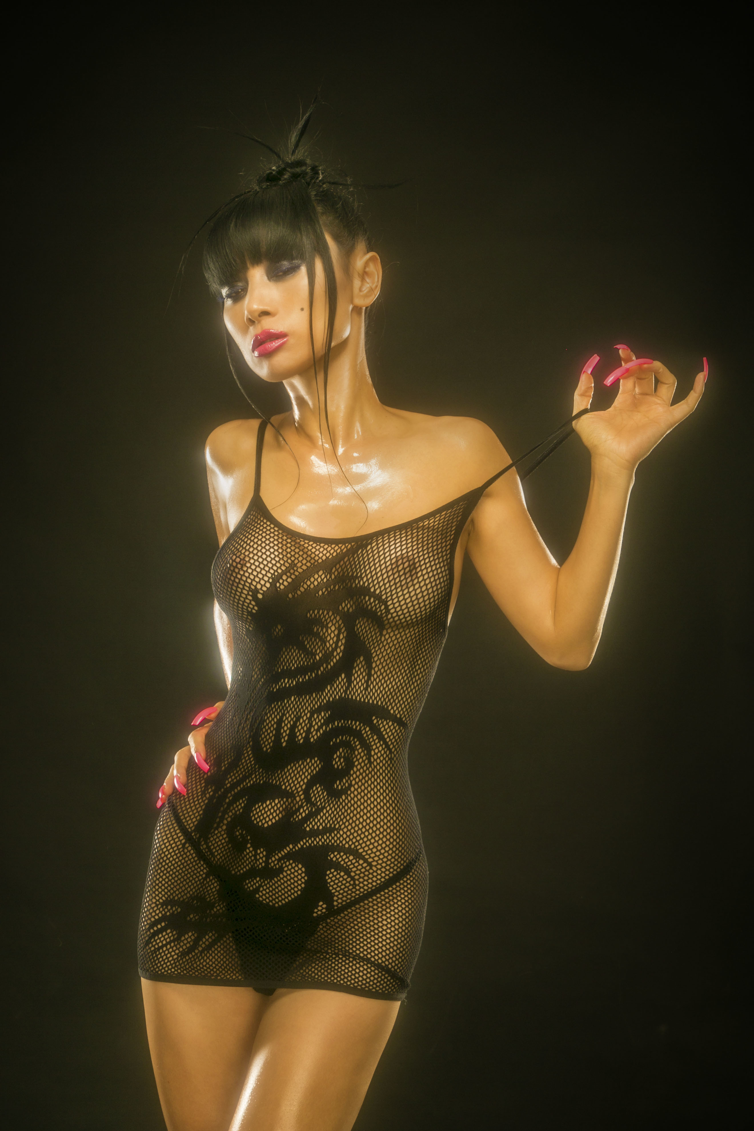 Bai Ling Nude bai ling is still alive - vice
