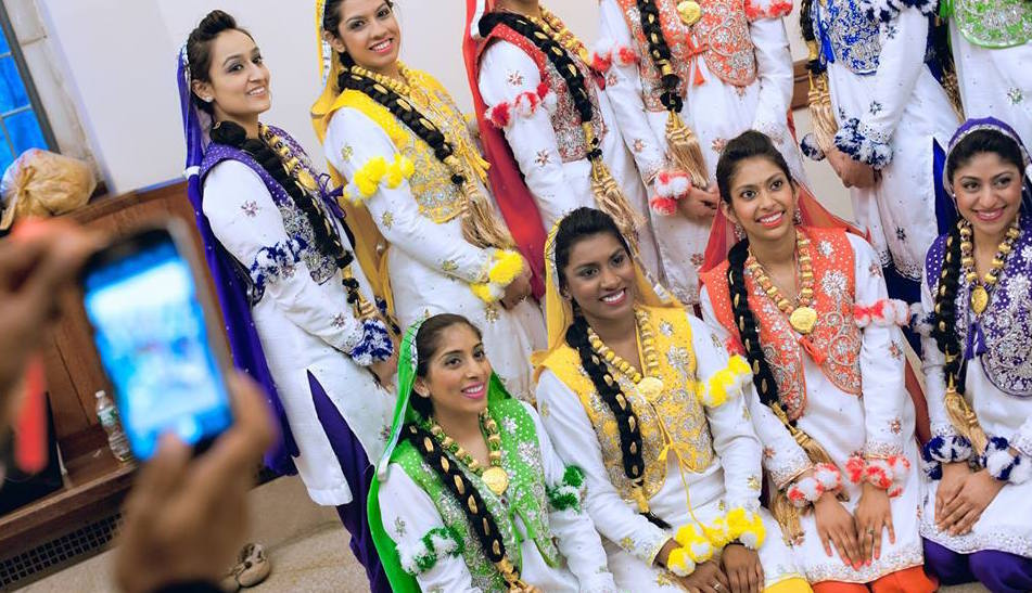 This All-Girl Punjabi Dance Team Is Crushing Their Male -1378