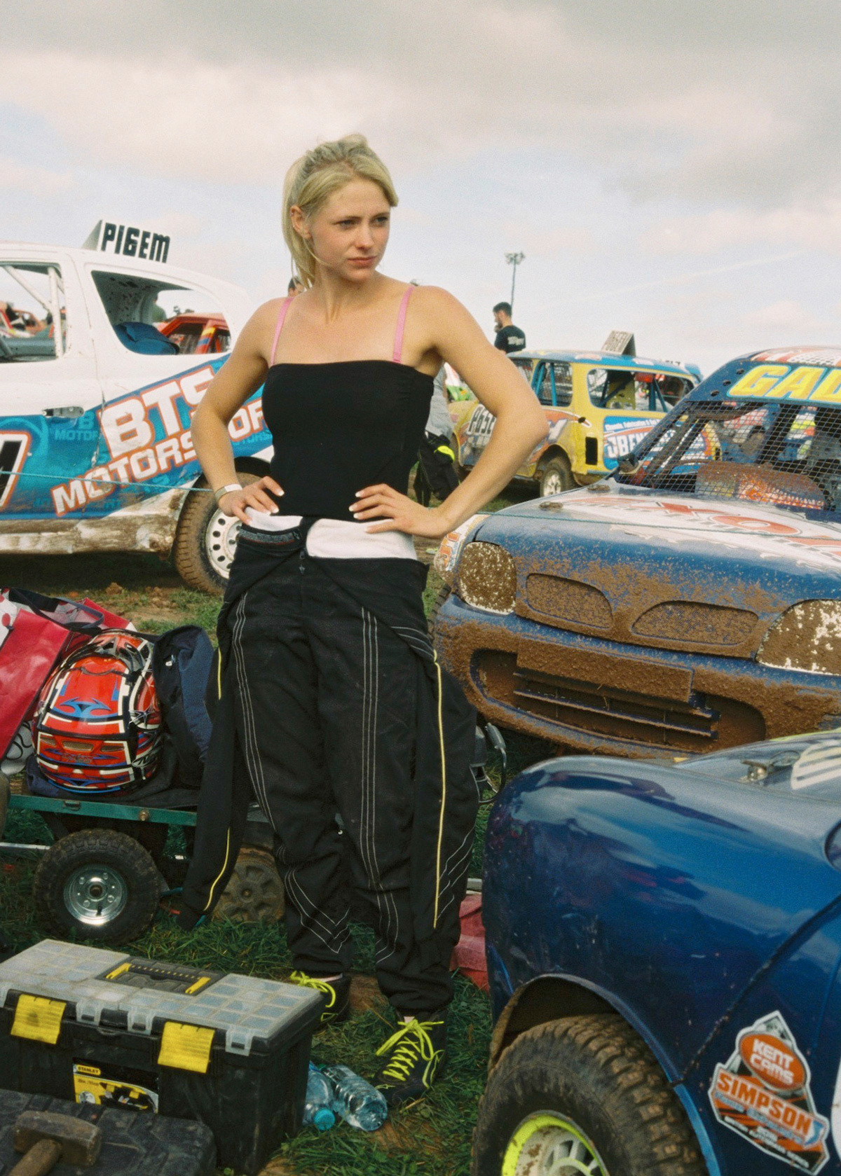 The Revved-Up Women Of Amateur Racing Brake For No One -9400