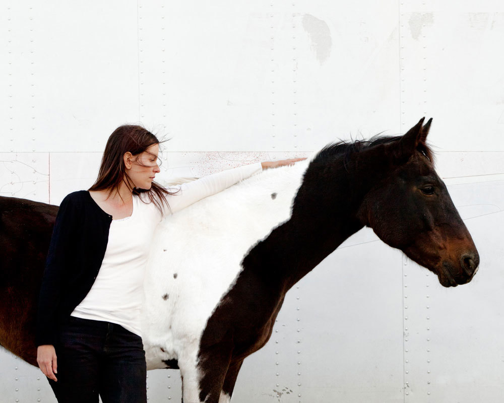 The Woman Who Married A Horse: intime Fotos der Liebe