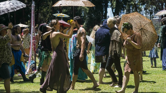 Overflowing with Joy and Pagan Pride at Australia's Biggest Witch