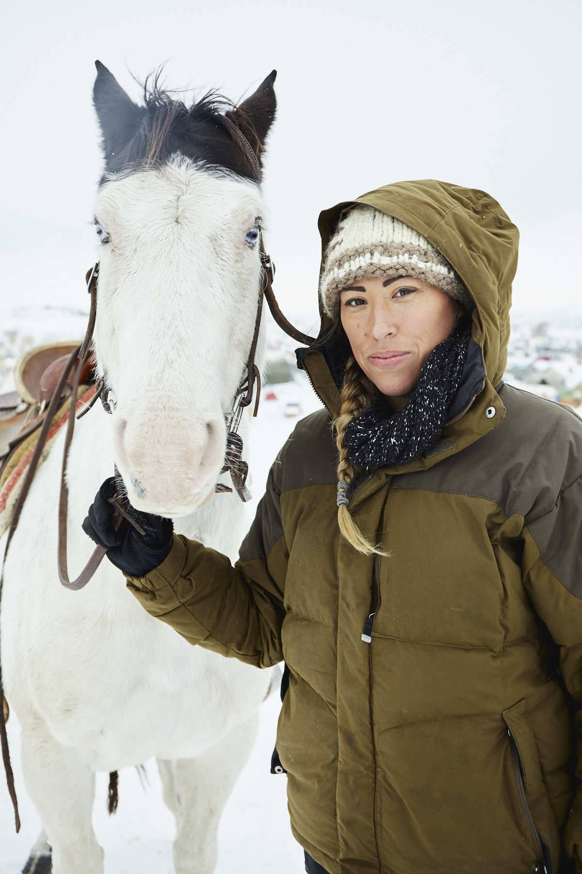 broadly s best photo essays of 2016 broadly miracles are happening photos of the tireless women of standing rock