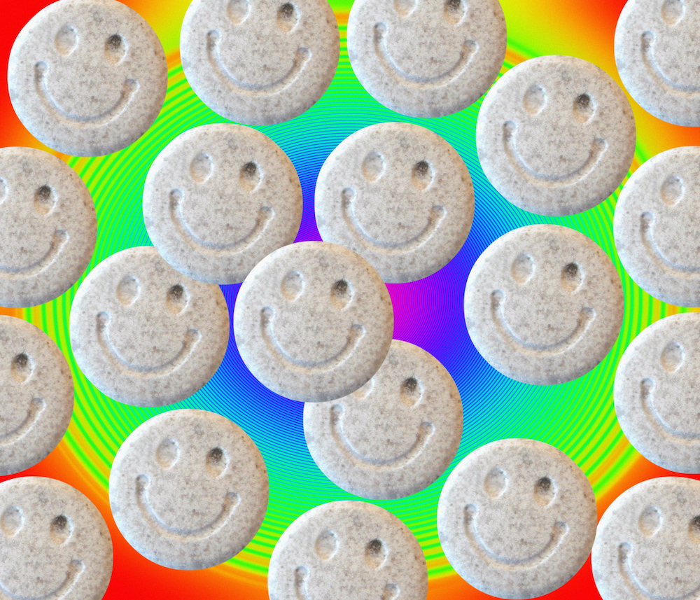 a study of mdma or ecstasy A study suggests that therapy combined with the drug mdma could be useful  when traditional treatments for ptsd have failed.