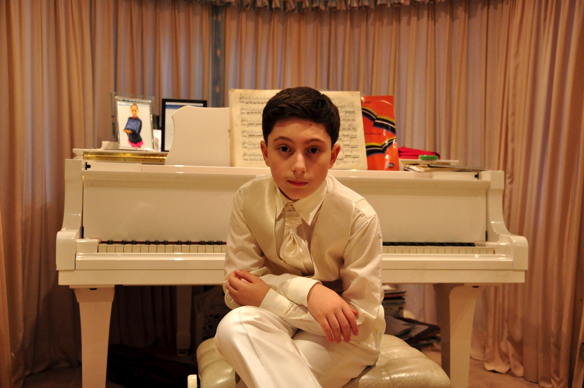 child prodigies Child prodigies have amazing gifts and talents at young ages, so why do they only rarely grow up to be adult geniuses.