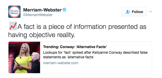 We Talked to the Genius Behind the Viral Merriam-Webster Twitter