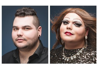 Mesmerizing Before And After Photos Of Drag Transformations Broadly