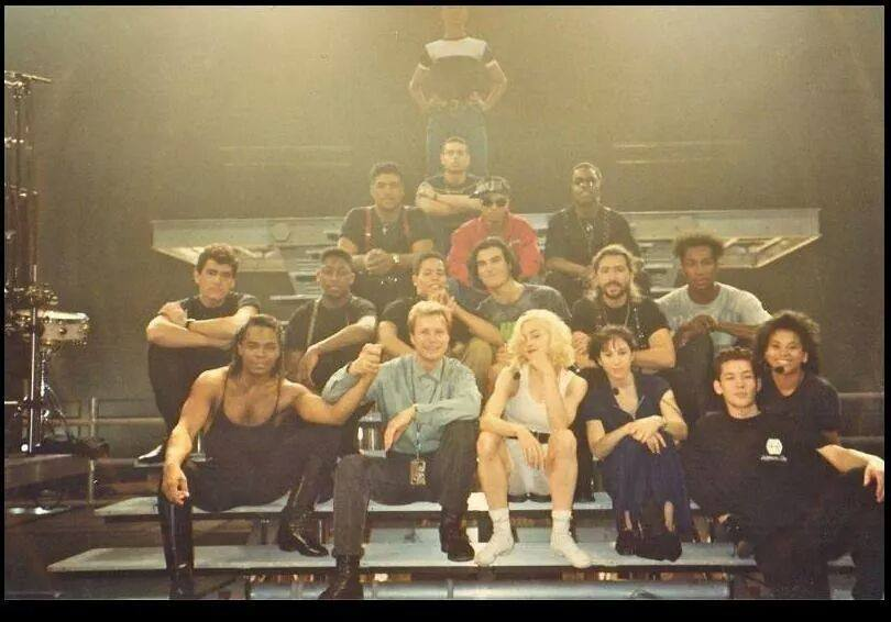 Madonna's Iconic Blond Ambition Dancers Are Reuniting to Tell ...