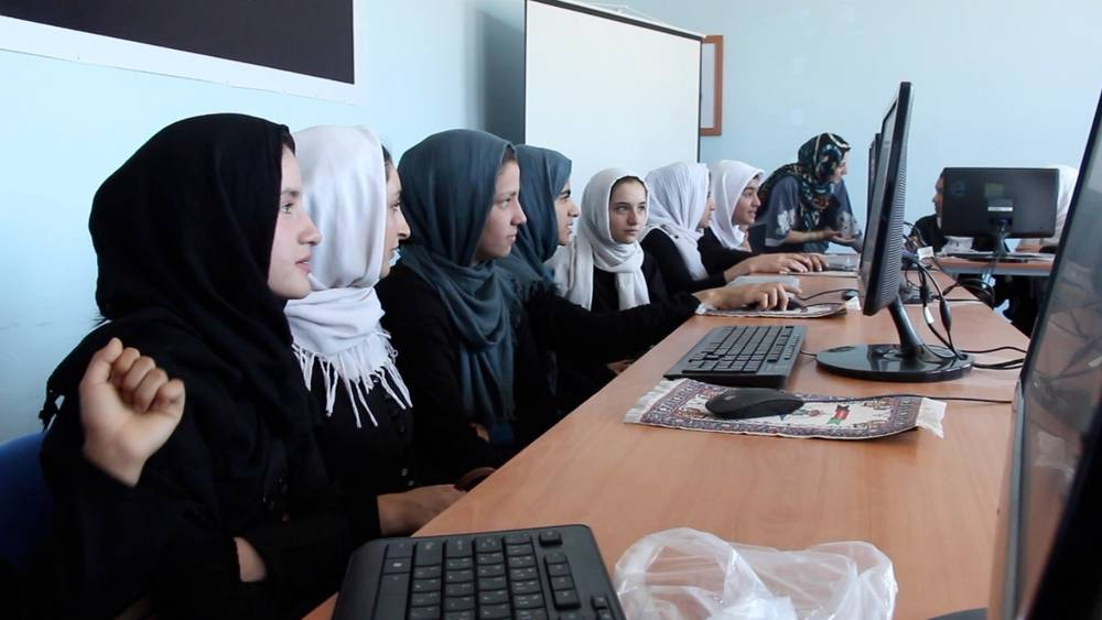 Afghanistan's Tech Revolution is Coming and Roya Mahboob is at the Helm