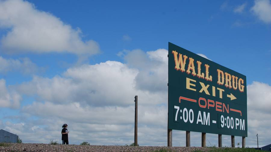 0 Miles to Wall Drug: A Half-Day at the World's Largest Drugstore