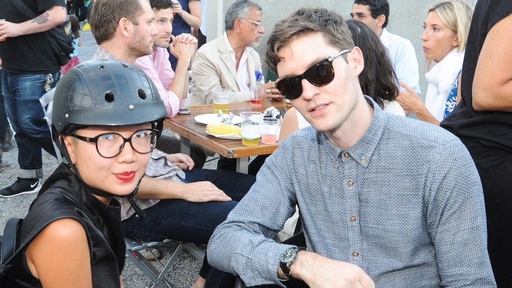 Art World Luminaries Have a Canni-BALL at the 2nd Annual MoMA PS1 Clambake