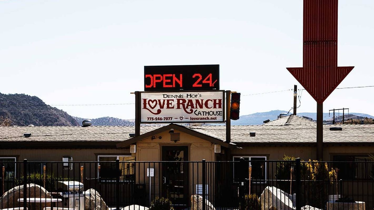 My Week Inside the Moonlite Bunny Ranch, America's Most Famous Brothel