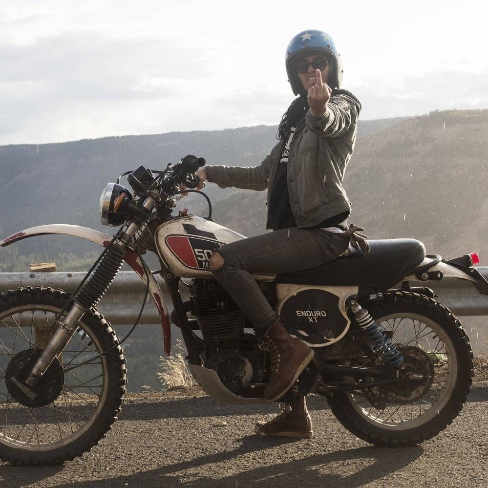 Ride-Or-Die Chicks Photos From An All-Girl Motorcycle -8200