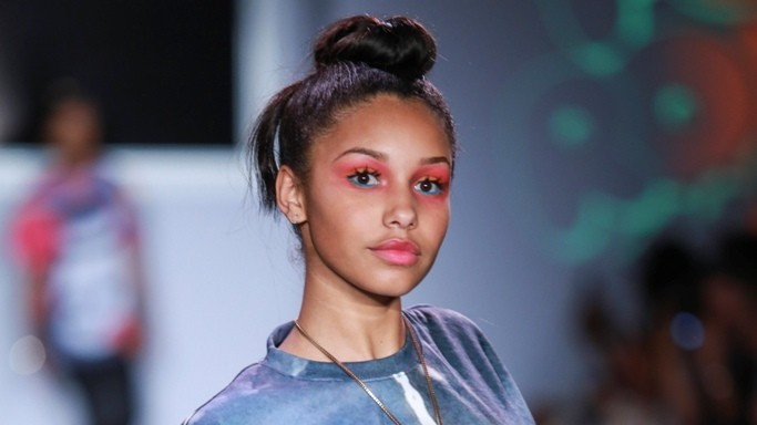 A 14-Year-Old Model Reveals What Walking in NYFW Is Really Like