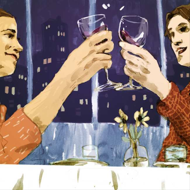 Eating Out, as a Feminist