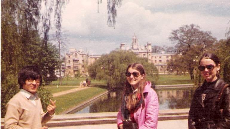 my mom claims she went on a date the dalai lama but he couldn in light of recent discoveries broadly cannot verify that the man in the photo is the dalai lama during his to cambridge in 1973