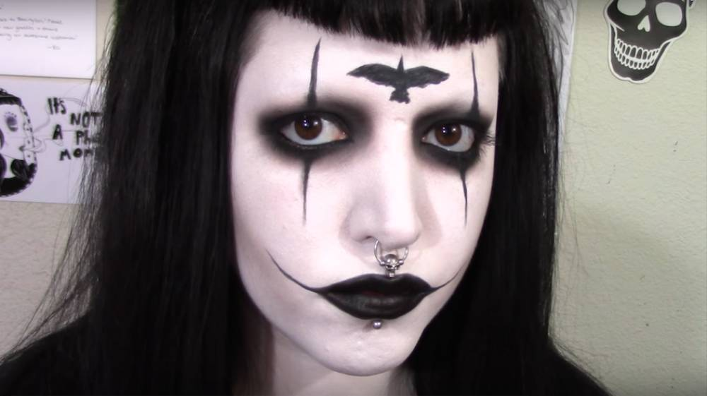 Beyond the Pale: Meet the Goth YouTubers Redefining Online Beauty Standards
