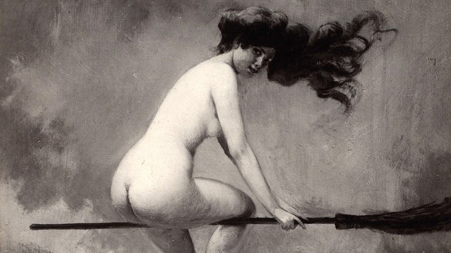 Ridin' Dirty: A Sweeping Look at Witches Mounting Their Broomsticks