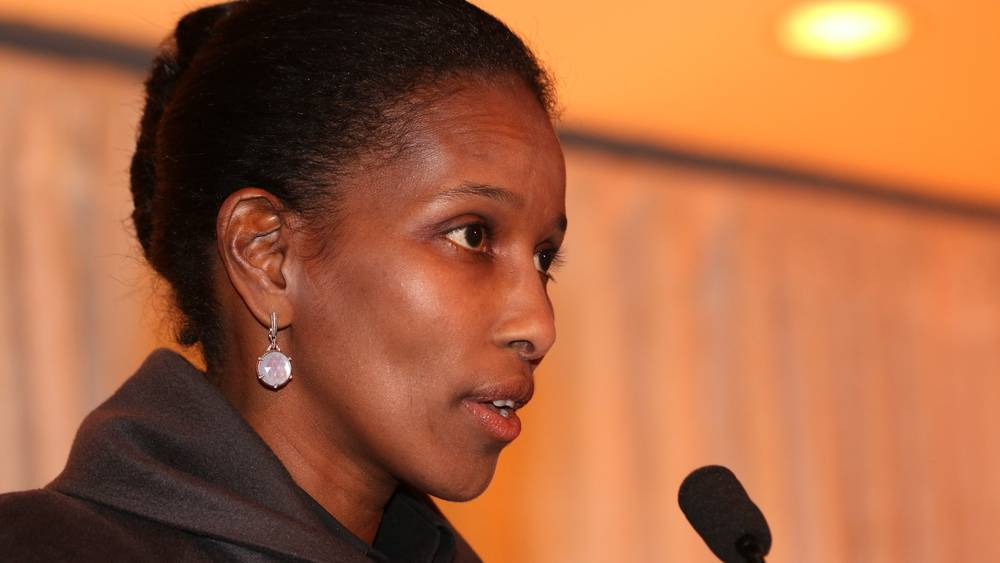 The Dissenter: Ayaan Hirsi Ali on Her Controversial Views on Islam