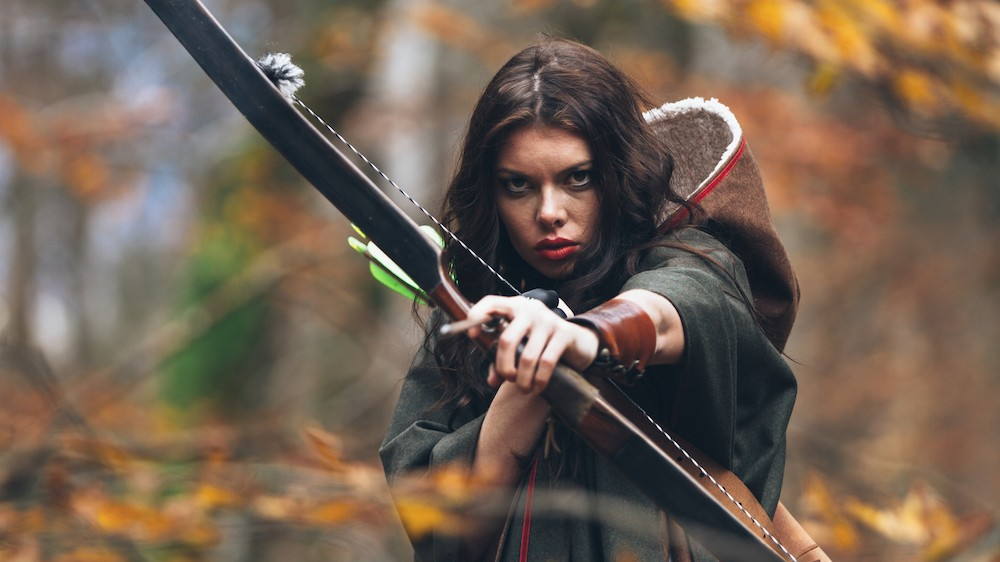 The History of Female Hunters
