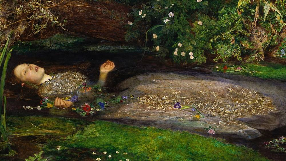 Dead Woman in the Bathtub: Why Are We So Fascinated by Ophelia's Suicide?