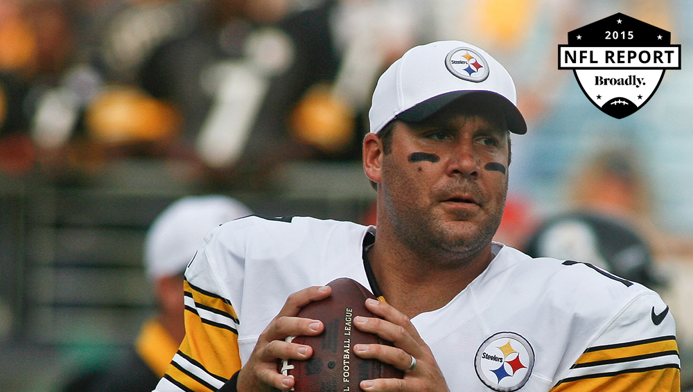 Ben Roethlisberger gets an extended stay at 'home' | Pittsburgh ...