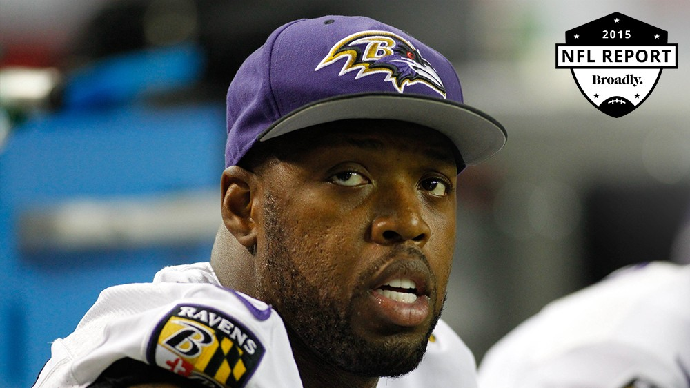 Terrell Suggs Linebacker Accused of Repeated Domestic Assault