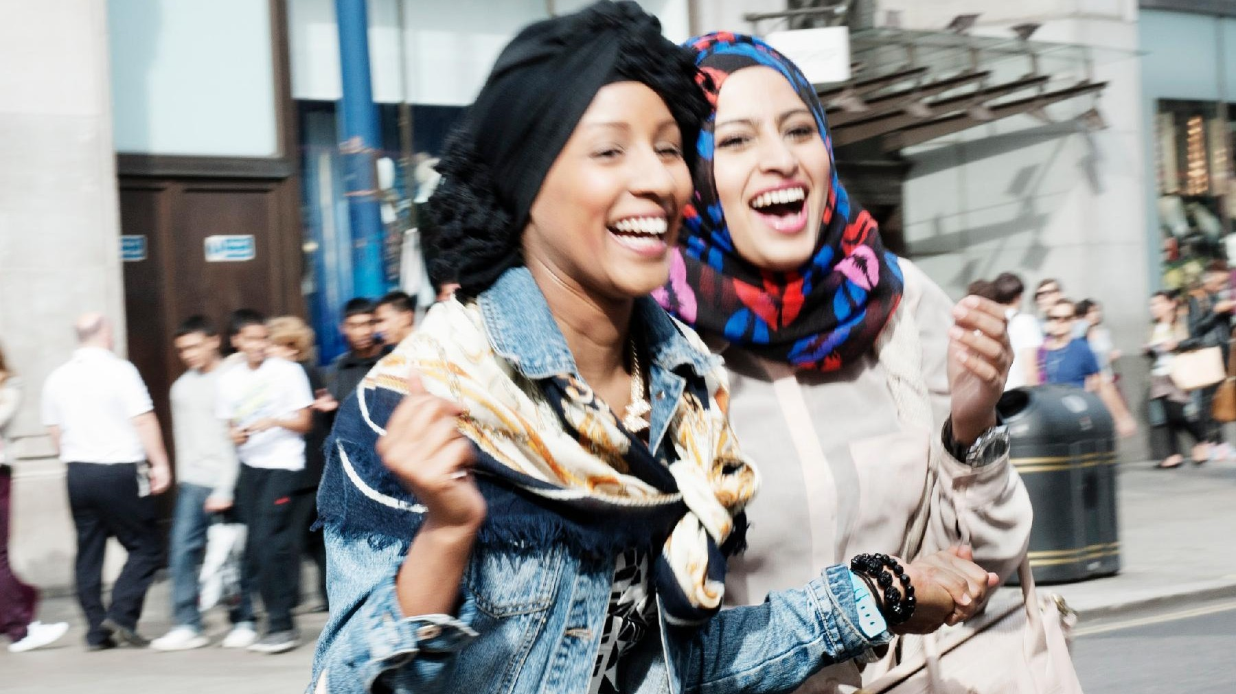 how muslim fashion went mainstream broadly