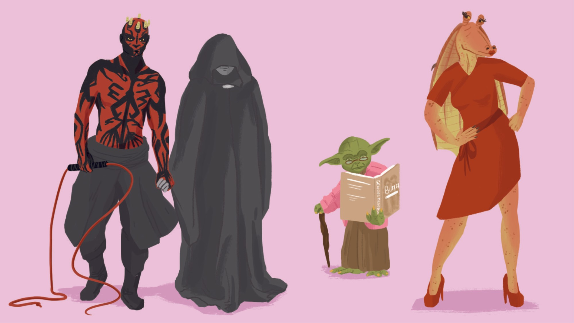 Fag Wars: How The Phantom Menace Inspired a Generation of