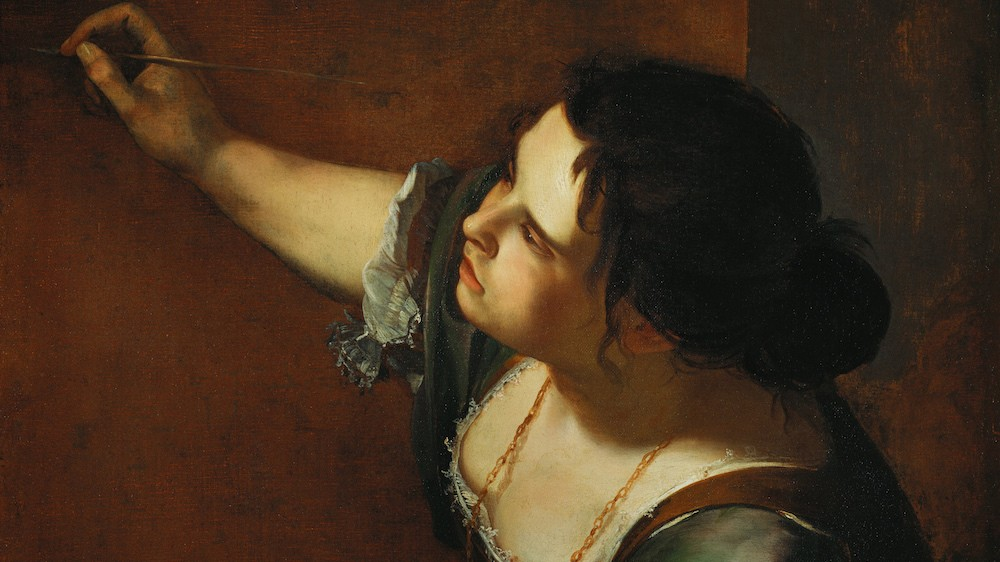 The 17th Century Painter and Rape Victim Who Specialized in Revenge Fantasy