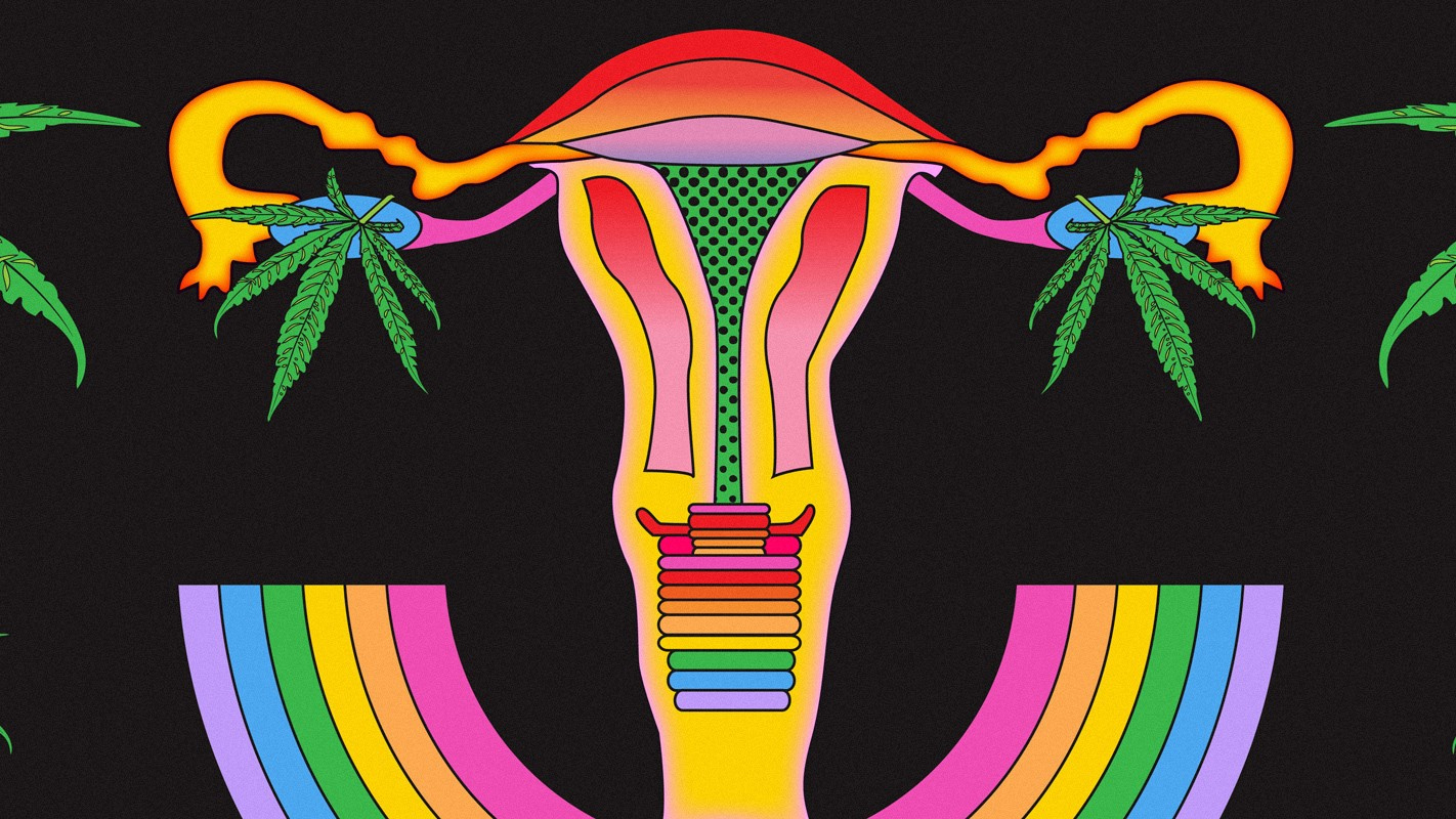 Sticking Weed in Your Vagina Can Help Your Period Cramps