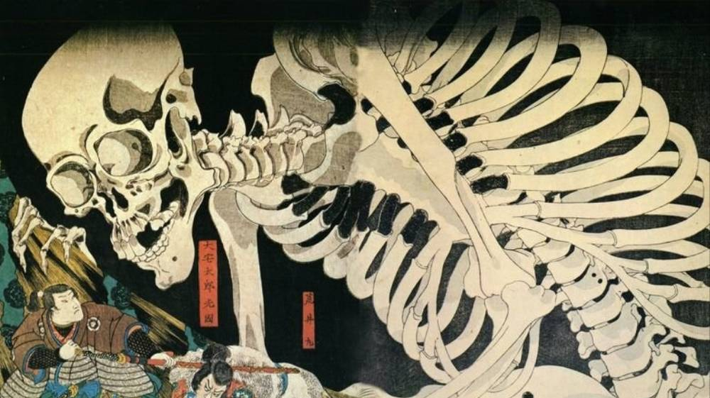 The Cunning Female Demons and Ghosts of Ancient Japan