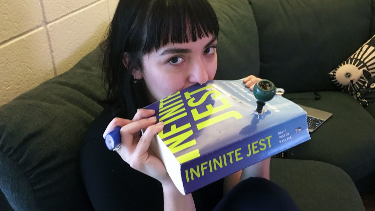 Consider the Pothead: I Smoked Weed out of 'Infinite Jest'