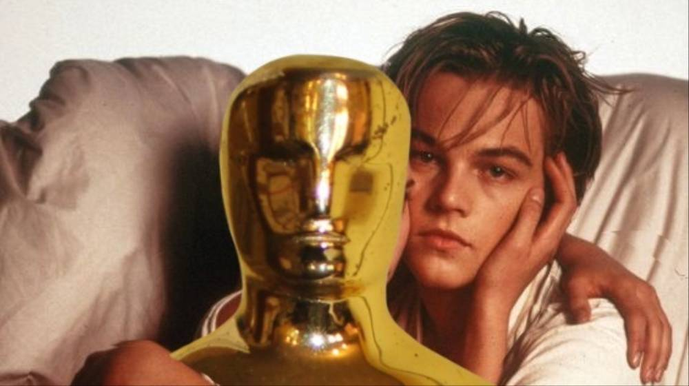 An Oscar Should Go to This Erotic Story Where Leo DiCaprio Is Fucked by an Oscar