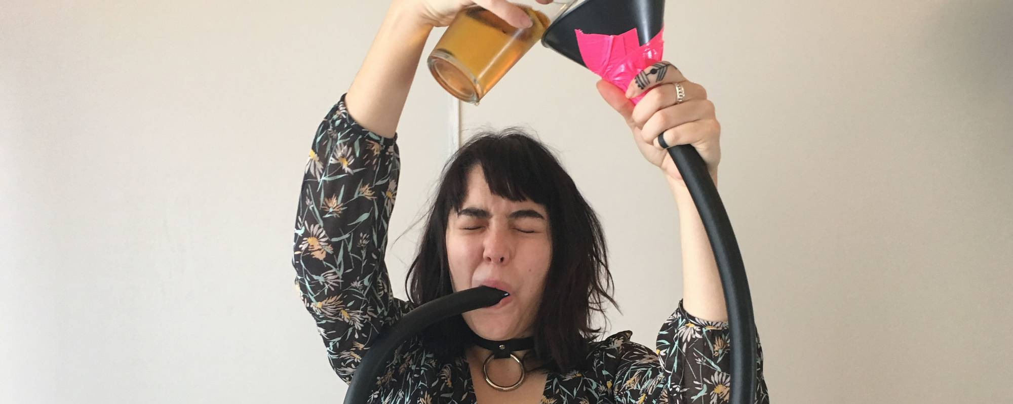 Women Really Can Have It All: I Got High and Drunk by Beer Bonging Weed Beer
