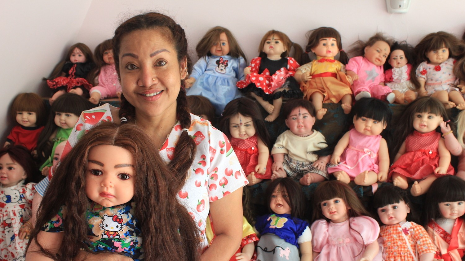 Welcome to the Dollhouse: Inside Thailand's Craze for Dolls with Human Souls