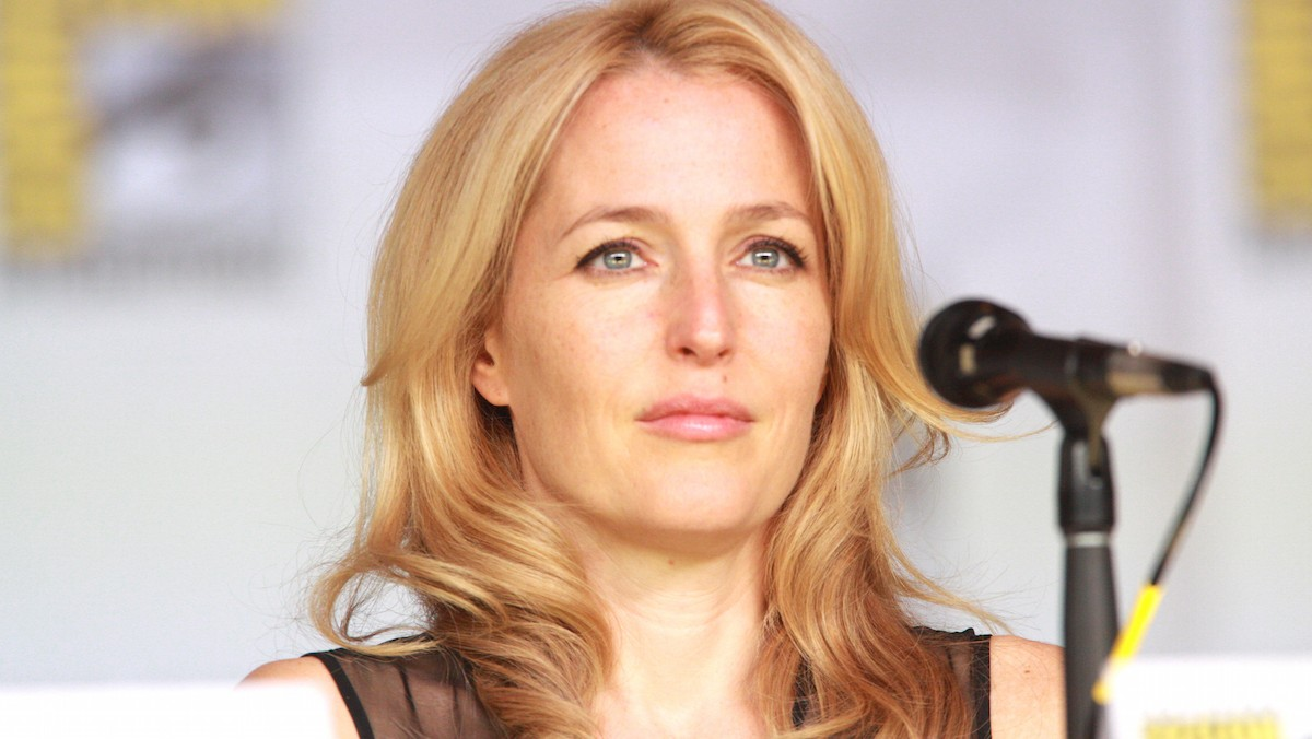 A Film Expert Explains Why Gillian Anderson Won't Be the First Female Bond