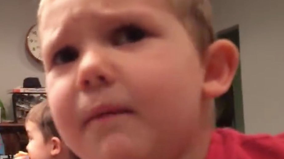Watch: Little Boy Passionately Explains Why He's Scared of Marriage