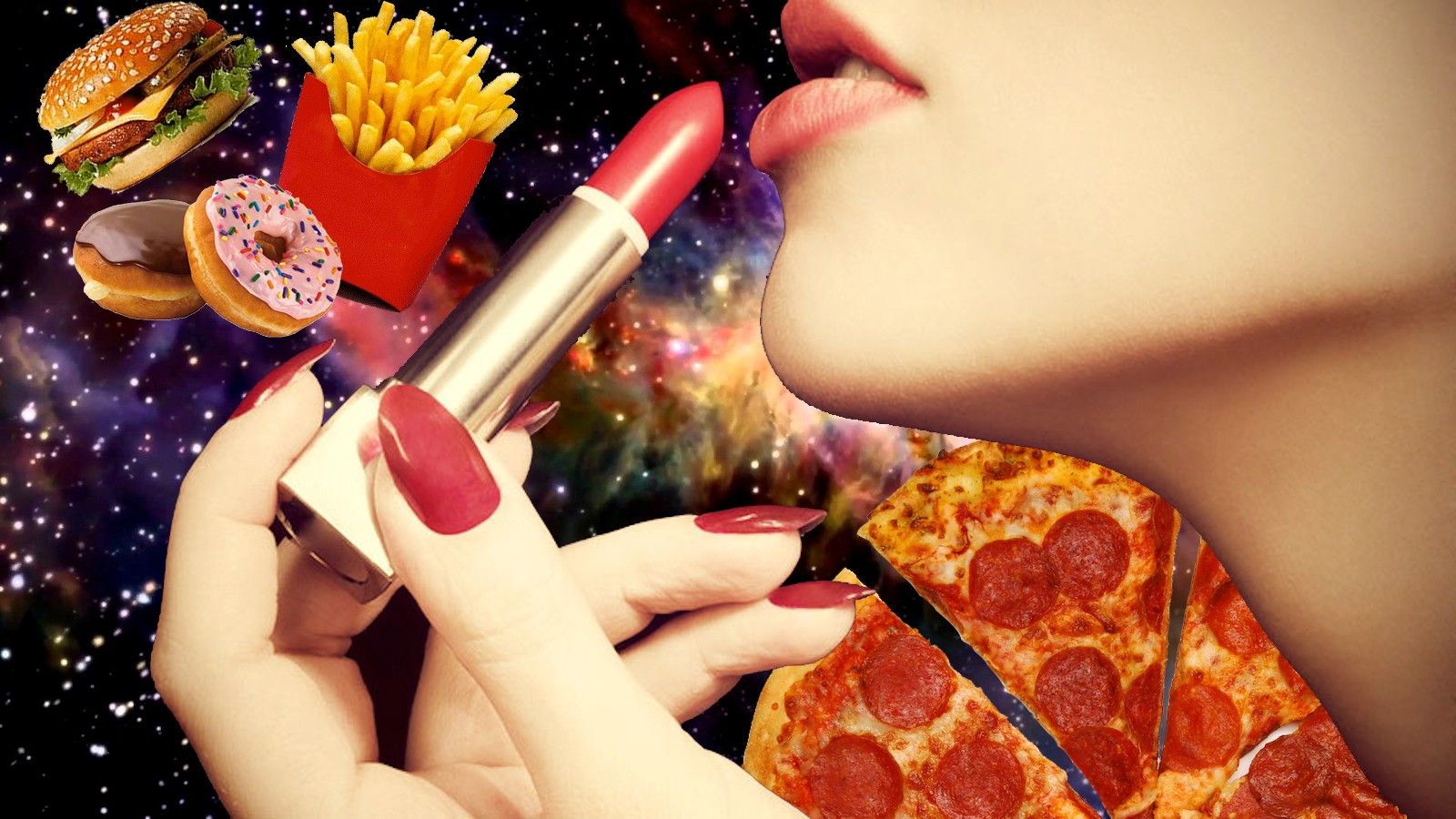 Lip-Smackeringly Good: Why Women Crave Junk Food Beauty Products