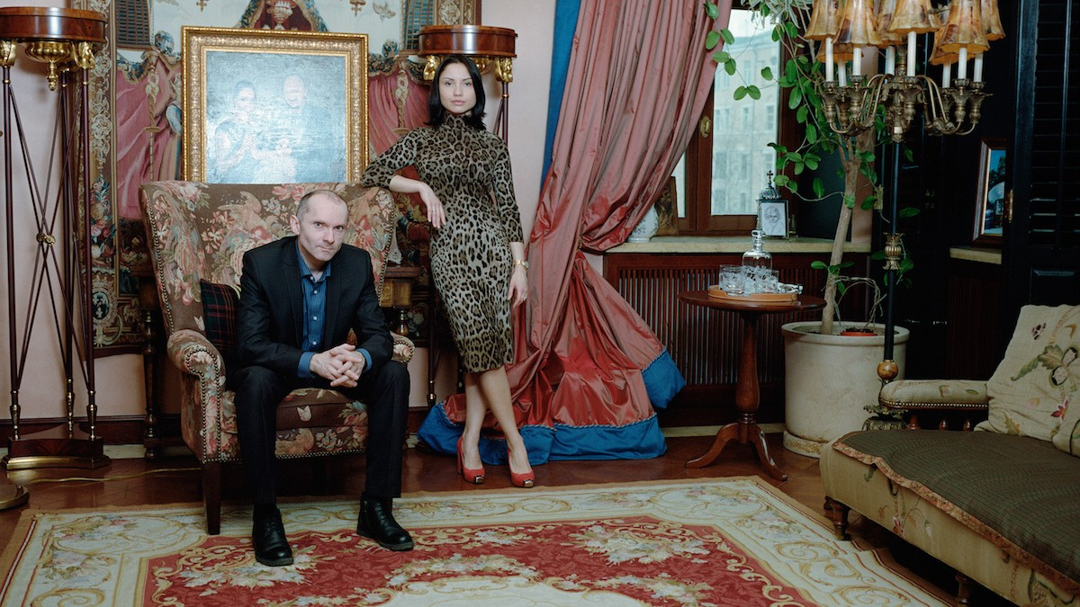 Filthy Rich: Photos of Russia's Wealthy Elite and Their Hired Help