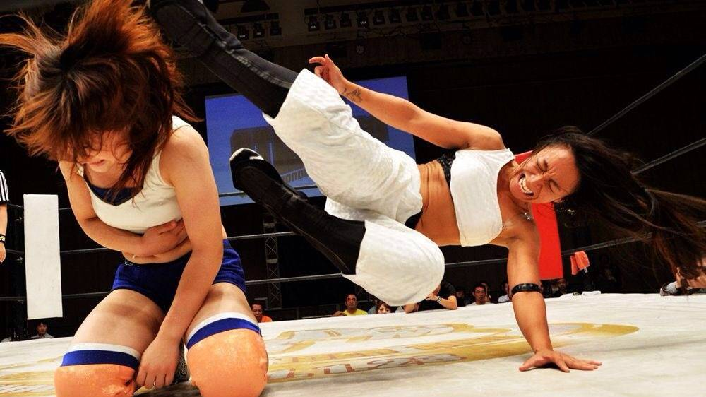 Japanese Sex Wrestling 3
