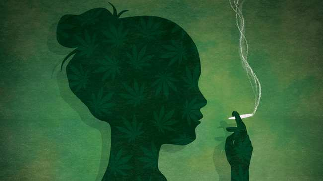 Why People Smoke Weed To Treat Depression Vice
