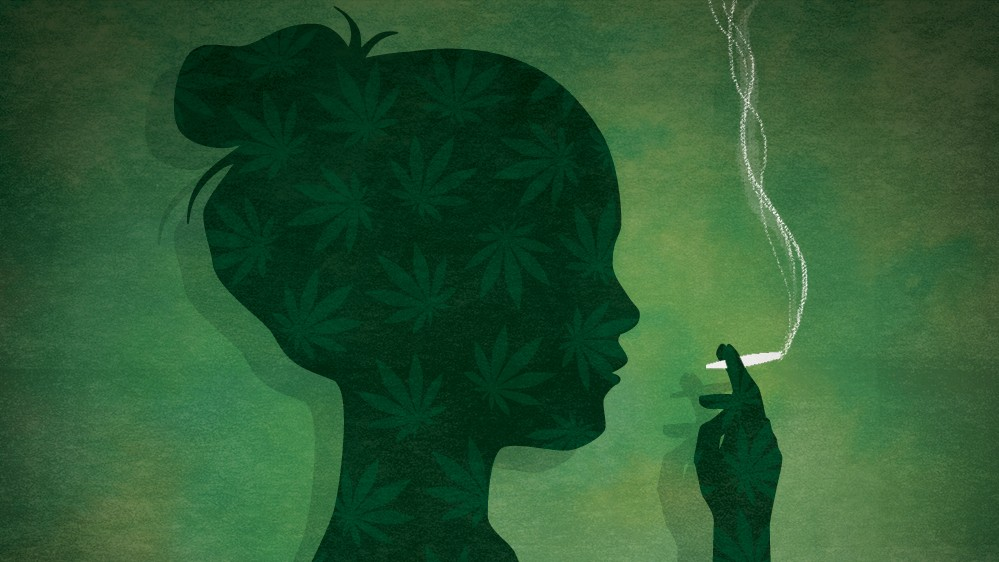 why people smoke weed to treat depression - broadly