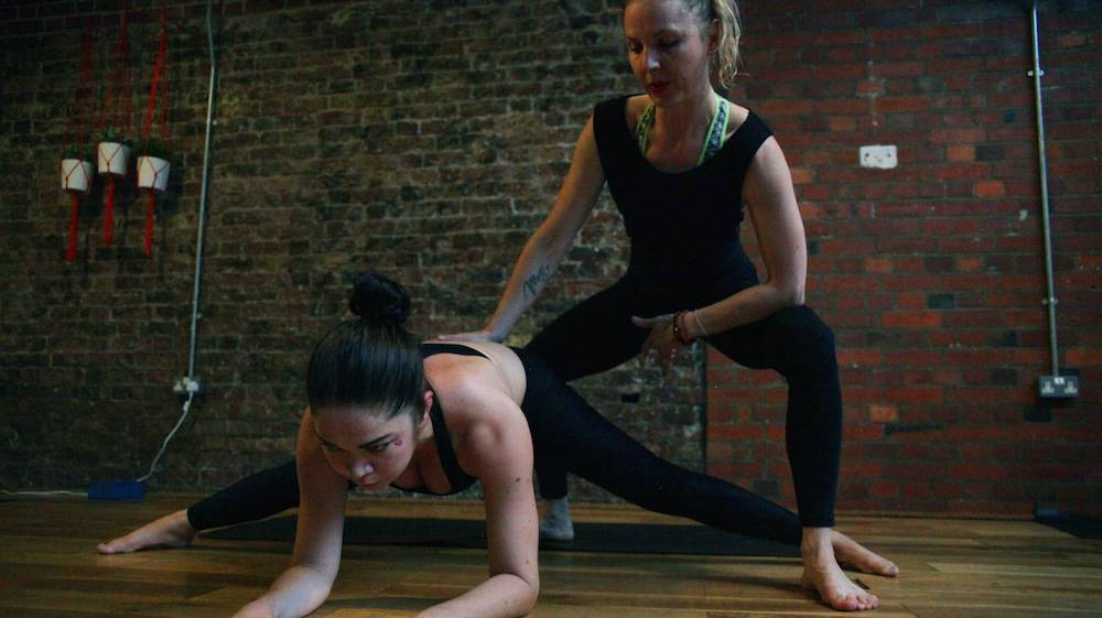 'Dance Music, Power Ballads, and Sanskrit Chants': Getting High with Rocket Yoga