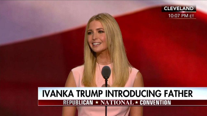 Ivanka Trump's BS Speech About Equal Pay Shows Lying Runs in Family