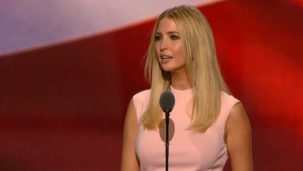 'Make America Work Again'? Ivanka Trump's Fashion Line Is Made in China